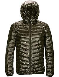 Lightweight Packable Down Jacket For Men ,Outwear Puffer Down Coats