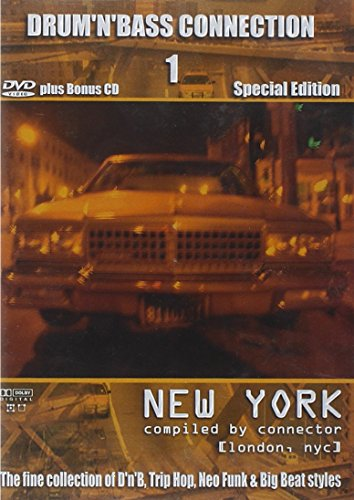 Drum N Bass Connection 1-New York (Bass Connection)