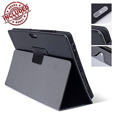 [3 Bonus Item] Simbans TangoTab 10 Inch Tablet | 2GB RAM, 32GB Disk, Android 7.0 Nougat | New 2018 Model | GPS, WiFi, USB, HDMI, Bluetooth | IPS Screen, Quad Core CPU, 2+5 MP Camera Computer PC