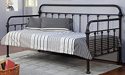Furniture of America Florian Metal Daybed