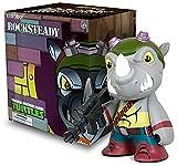 "Best Teenage Mutant Ninja Turtles Kidrobots - Rocksteady: TMNT x Kidrobot ~7"" Deluxe Figure Review"
