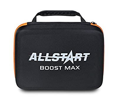 Boost Max, Lithium ion Jump Starter, 12V, 1500 Charging Cycles, 450 Cranking Amps, 900Peak Amps,