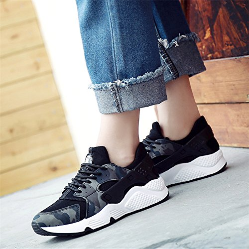 GUNAINDMXShoes/Shoes/Shoes/Shoes/All-Match/Spring/Winter/Running Shoes L06 camouflage black