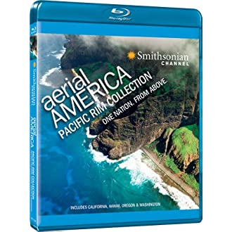 Aerial America: Pacific Rim Collection [Blu-ray] (2011)