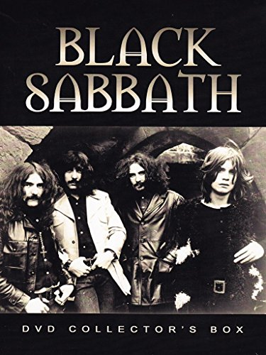 Concert Black Sabbath - Black Sabbath - DVD Collector's Box