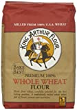 King Arthur, Whole Wheat Traditional Flour, 5 lb