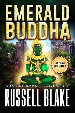 book cover of Emerald Buddha