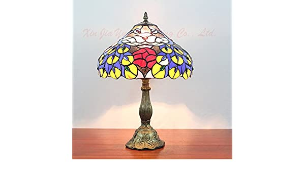ITW Nordic Lámpara de mesa de estilo Lámpara de mesa dormitorio ...