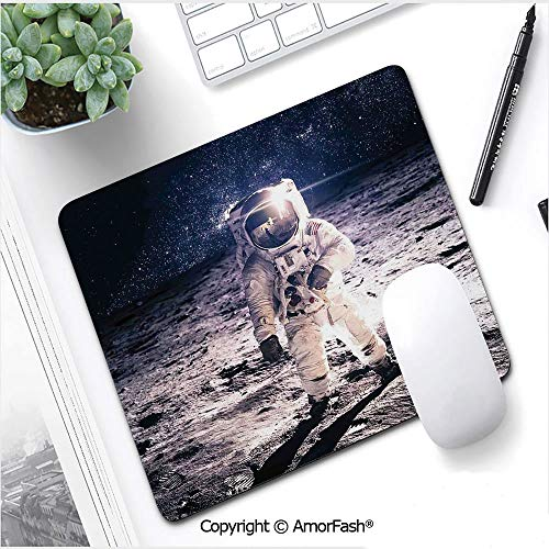 Anti-Fray Cloth Gaming Mouse Pad High-Performance Mouse Pad Optimized for Gaming Sensors,8.3