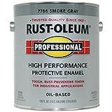 RUST-OLEUM K7786-402 Professional Gallon Smoke Gray Enamel