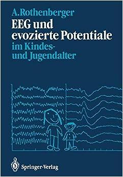 Book EEG und evozierte Potentiale im Kindes- und Jugendalter