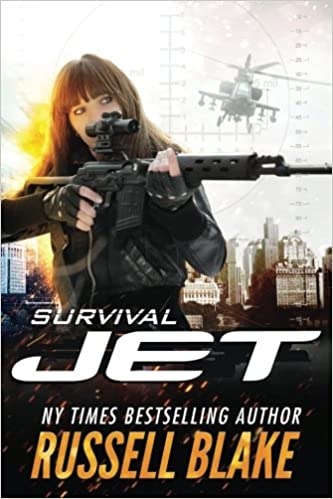 Amazon.com: Jet - Survival (Volume 8) (9781508907169 ...