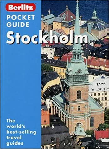 Book Stockholm Berlitz Pocket Guide (Berlitz Pocket Guides) by Chau, Angie F??rfattare (2003-04-25)