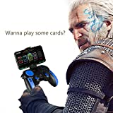 Best Gaming Controllers For Bluetooth Gamepads - Bluetooth Mobile Gaming Controller Wireless Adapter for Android Review