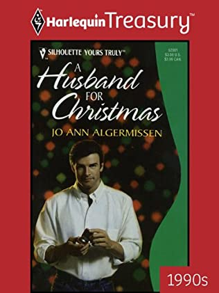 book cover of A Husband for Christmas