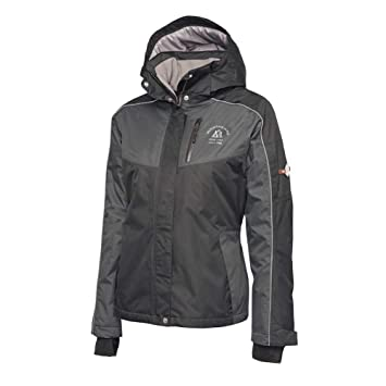 Mountain horse damen jacke noble oliv