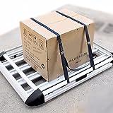 Nihoooo Cargo Sturdy Lashing Strap - 4 Pack 16 ft