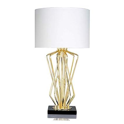 lámparas De Mesa Mesa De Hierro Forjado Mesa Creativa ...