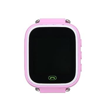 Docooler Niños Smart Watch Niños Rastreador SmartWatch para ...