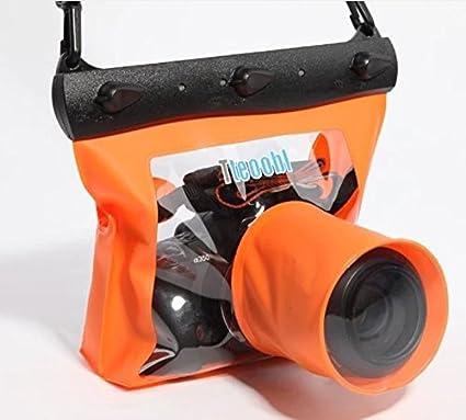 SMO naranja cámara submarina-Carcasa sumergible 20 m, compatible ...
