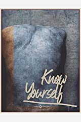 """Know Yourself: Large Notebook with inspirational Quotes. Lined & Blank Paper for Drawing and Writing. (8.5"""" x 11"""" ). Vintage Design (Ancient Greece Journals) Paperback"""