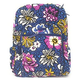 Vera Bradley Campus Backpack African Violet