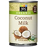 365 Everyday Value Organic Coconut Milk, 13.5 oz