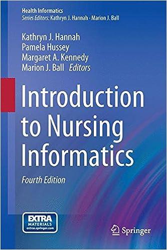 Introduction to Nursing Informatics (Health Informatics ...