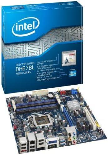 Intel DH67BL MicroATX LGA 1155