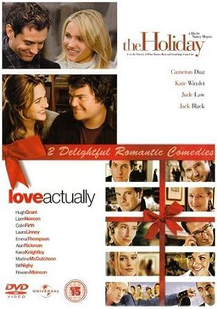 Amazon Com The Holiday Love Actually Import Anglais Movies Tv
