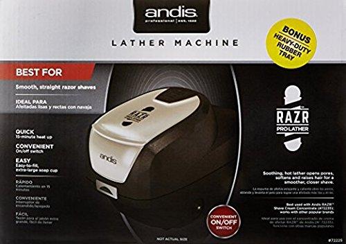 Andis-Razor-Lather-Machine