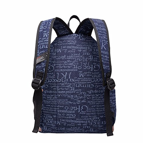 campus - leinwand tasche freizeit rucksack für mittlere schüler,über die farbe der tee