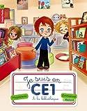 """Afficher """"Je suis en CE1 n° 2<br /> A la bibliothèque"""""""