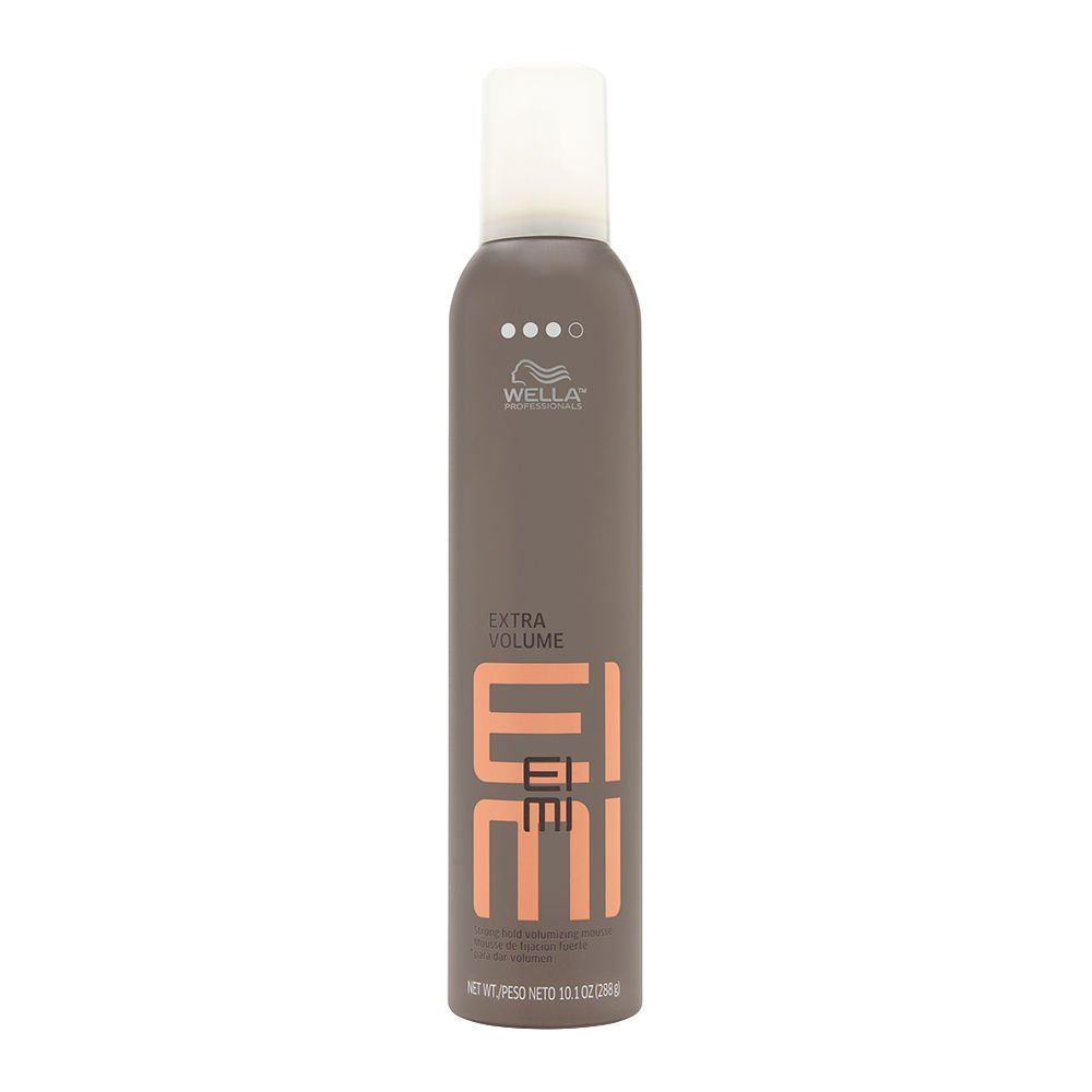 Wella EIMI Extra Volume Strong Hold Mousse 288g/10.1oz by Wella