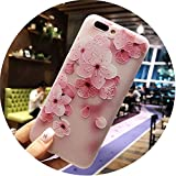 Phone Case for iPhone 6 6S 7 8 Plus X Fashion 3D