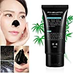 Finewind 50ml Blackhead Remover Deep Cleansing Purifying Peel Off Acne Black Mud Face Mask