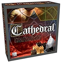 Cathedral Wood Strategy Tabletop Board Game Classic