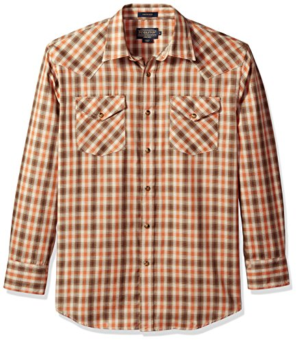 Classic Fit Button Front Shirt - 6