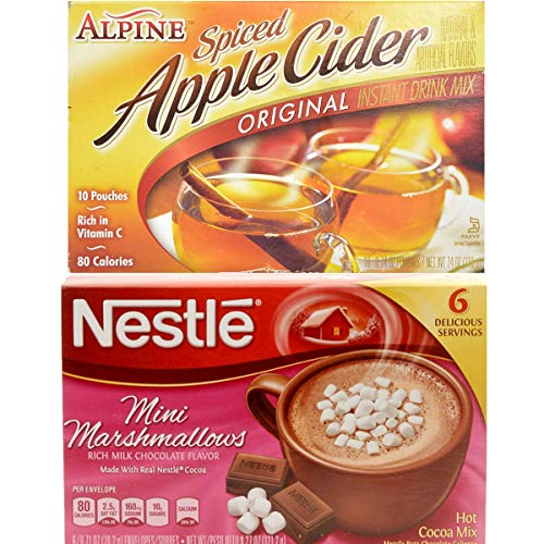 (Apple Cider and Hot Chocolate Mix Bundle)
