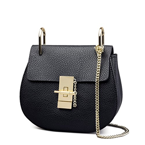 womens-genuine-leather-vintage-retro-drew-bag-piggy-chain-strap-bag-ladies-shoulder-bag-handbag