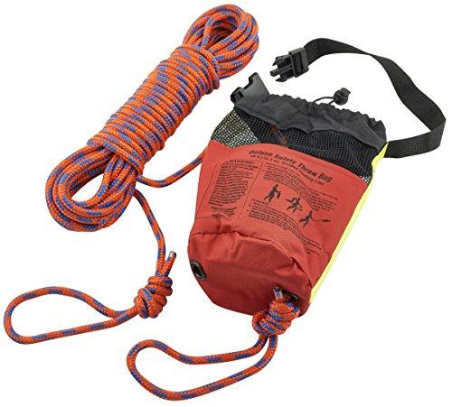 Shoreline Marine Safety Throw Bag, 50-Feet
