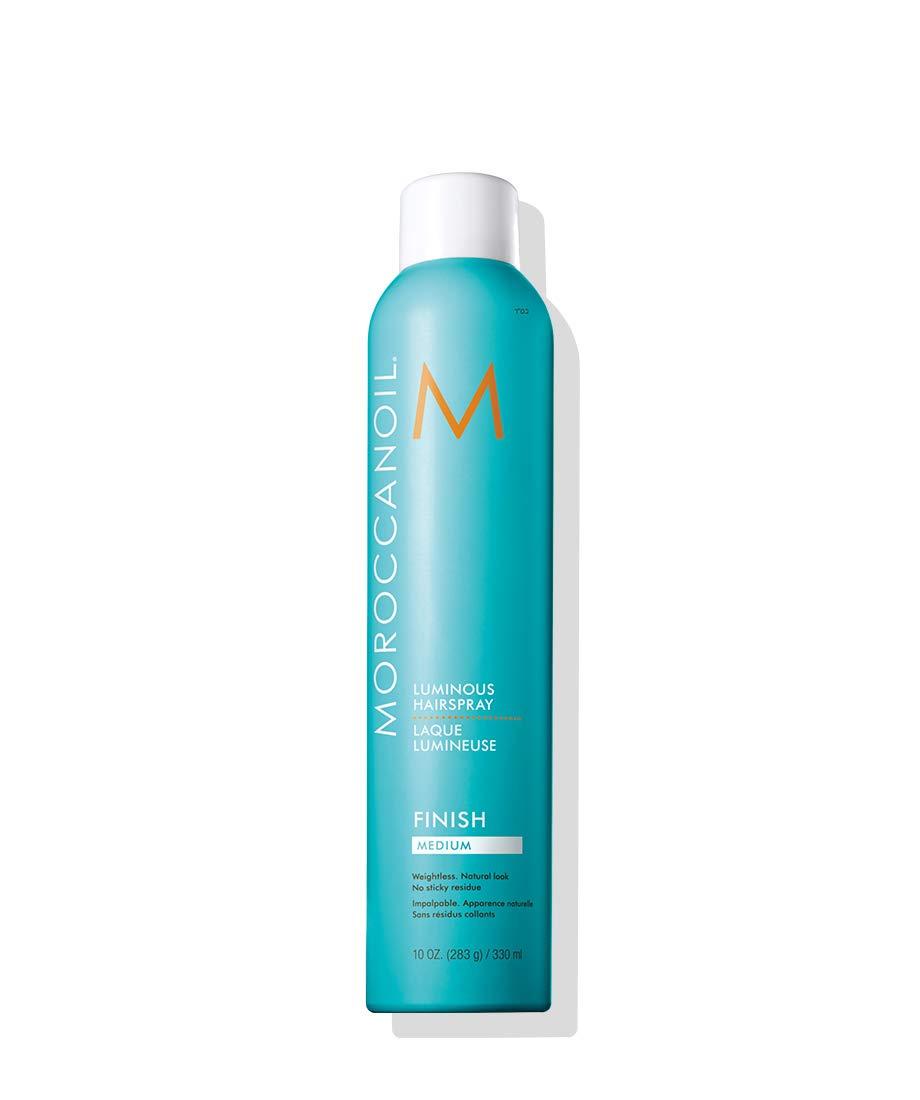 Moroccanoil Luminous Hairspray Medium, 10 Fl. Oz. by MOROCCANOIL
