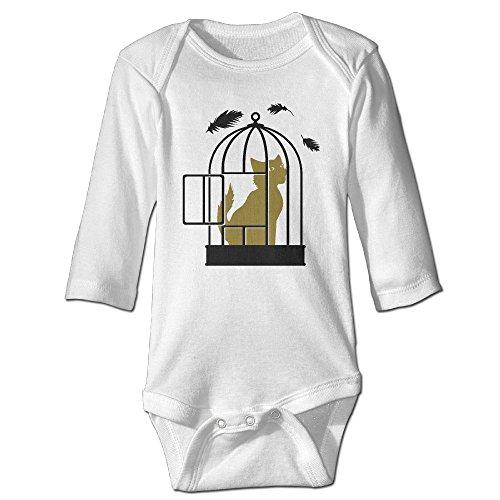 cats-in-the-birdcage-unisex-boys-girls-long-sleeve-sleepwear-romper-baby-onesie