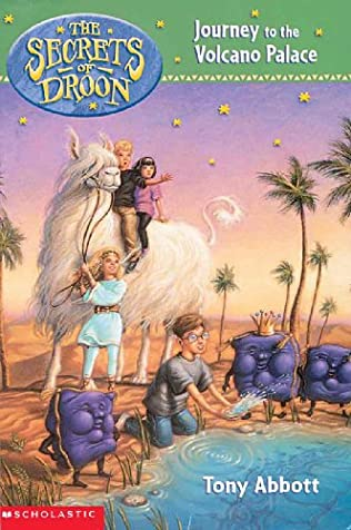 book cover of Journey to the Volcano Palace