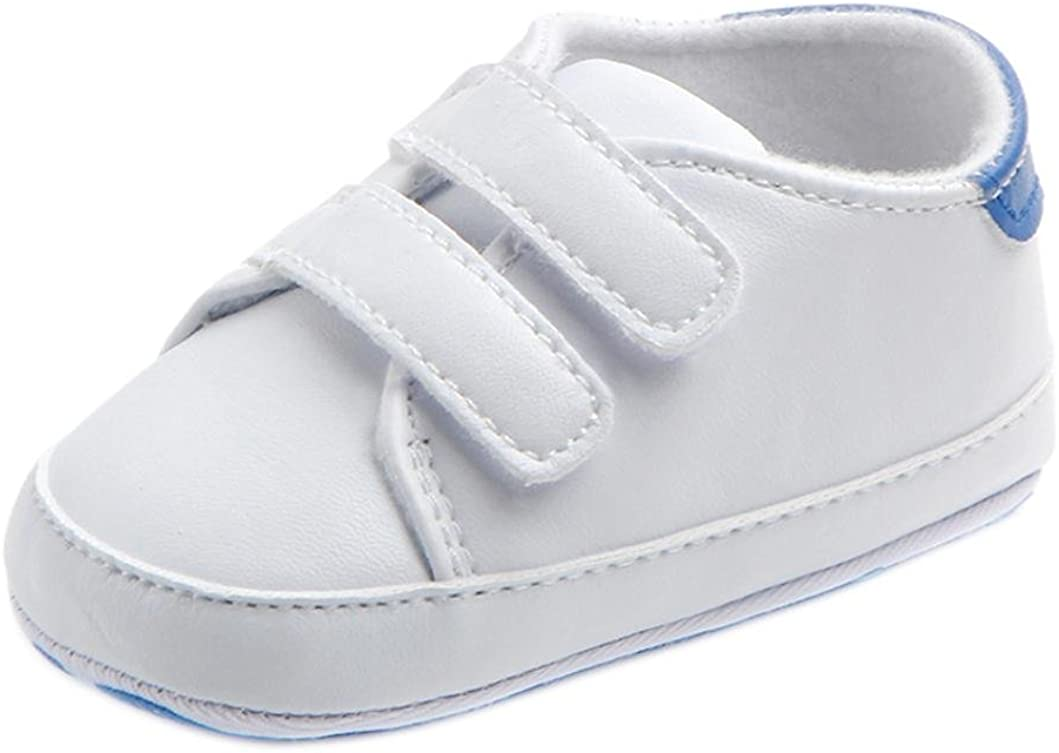 XEDUO Infant Baby Boy Girl Leather Shoes Rubber Sole Summer Sandals Cribe Shoes