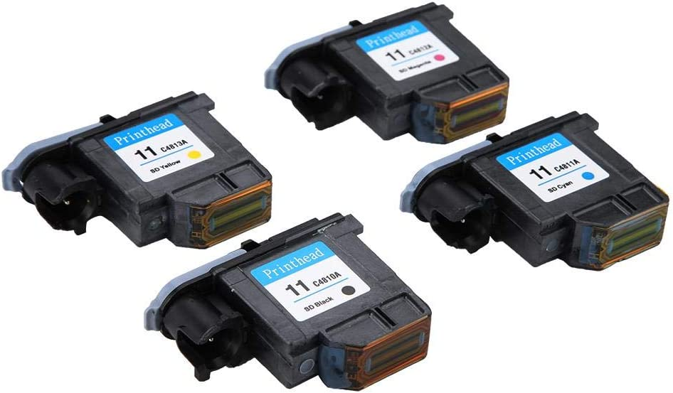 Cabezales de impresión para HP 500 510 Serie 800, Colores ...