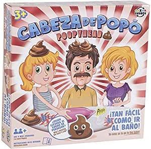 XTURNOS Juego de la Caca: Amazon.es: Juguetes y juegos