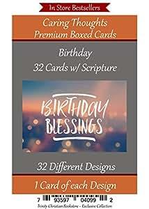 Amazon.com: Tarjetas de cumpleaños (no impermeable) 32 ...
