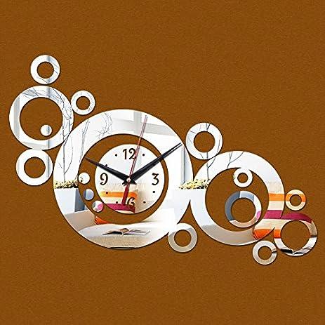 EverTrust(TM) quartz watch horloge diy wall clock modern design vintage large decorative clocks