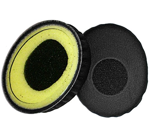 VEVER ® 1 Pair Replacement Ear Pads for Sennheiser Hd220 Hd238 Hd218 Hd219 Hd228 Hd229 Hd239 Headphones (with VEVER LOGO package)